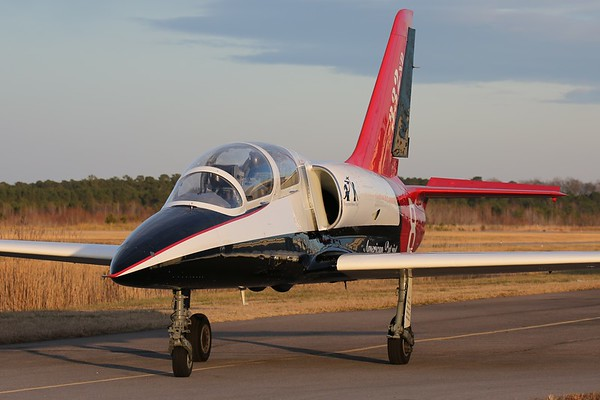 "1973 Aero Vodochody L-39C ""Albatross"", Norfolk, 27Jan20"