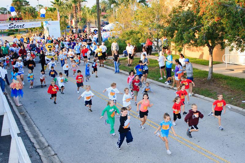 2011 Race For Fetal Hope 5K in Atlantic Beach, Florida.   Photo: Kelly Morrell