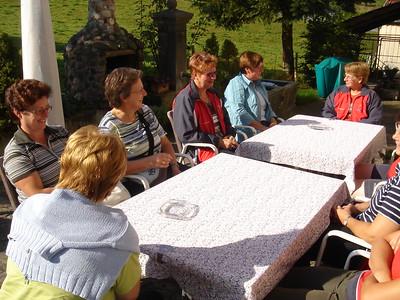 26.08.2006 - Ausflug Frauen-/Fitnessriege