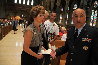 9/11 Cathedral Mass 2011