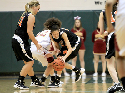 SCE Girls Regional Basketball