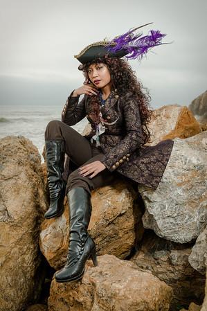 Captain Faye Vale - Edits