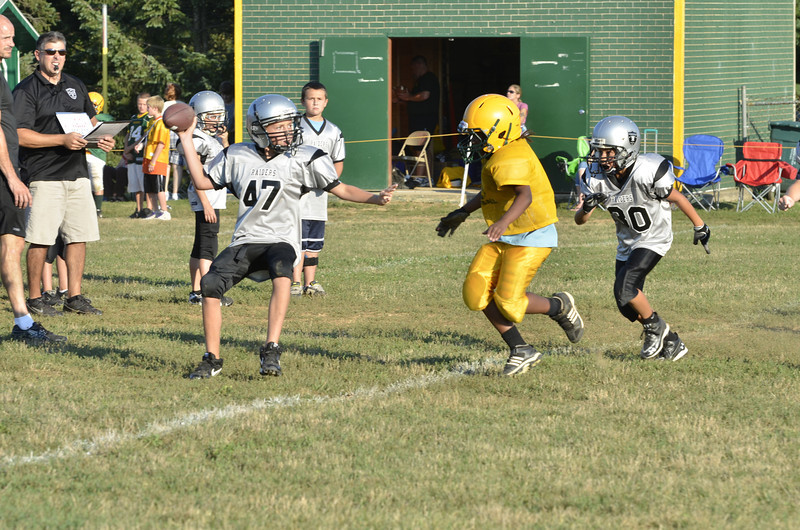 Wildcats vs Raiders Scrimmage 030.JPG