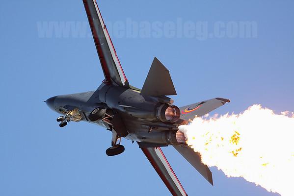 RAAF Williamtown Airshow 2010 (Aerial)