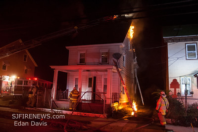 11/20/2018, 2 Alarm Dwelling, Millville City, Cumberland County NJ, 129 S. 3rd. St.