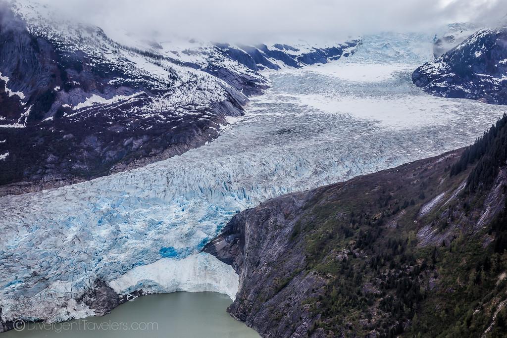 Juneau Ice Field Alaska