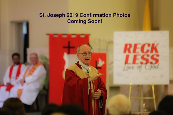 2019 St Joseph Confirmation