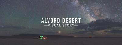 Alvord Desert Visual Story
