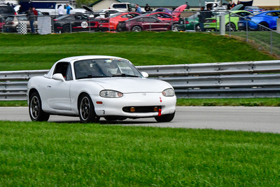 2020 SCCA TNiA Pitt Race Sept 30 Nov White Miata
