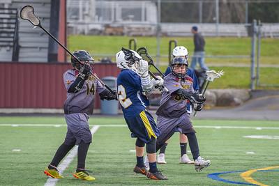 Hornets Lacrosse 2019-03-23