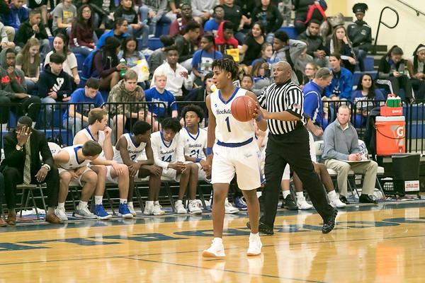 Tigers  Boys Basketball 2018