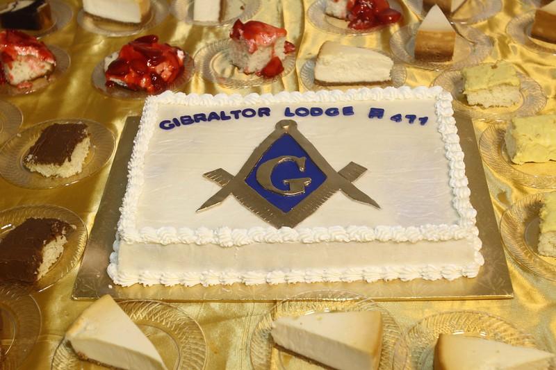 Gibraltor Lodge #471 Ball