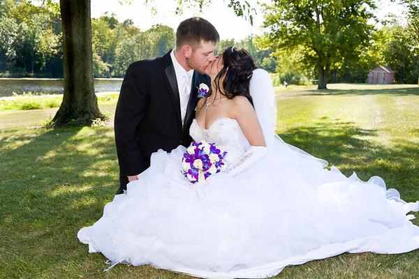 Aleshia_and_Michael_Wedding