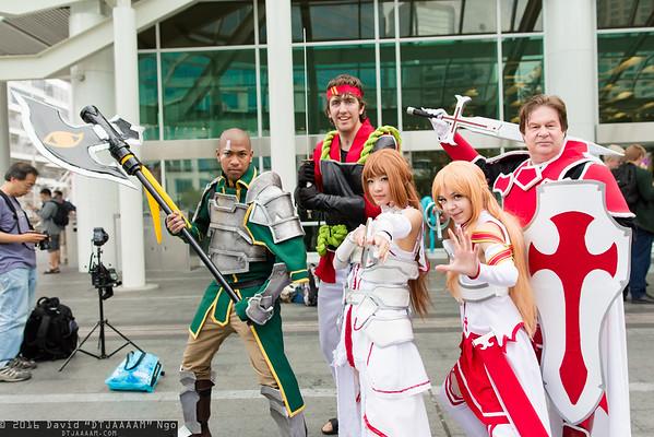 Anime Revolution 2016 - Sunday