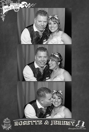 Rosette & Jeremy's Wedding