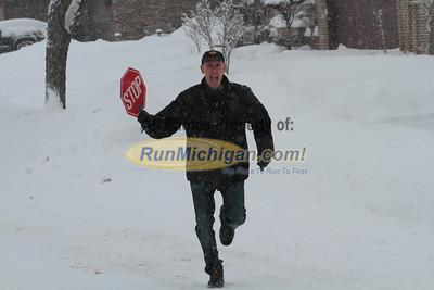 Miscellaneous - 2014 Riverview Winterfest 4 Mile Run