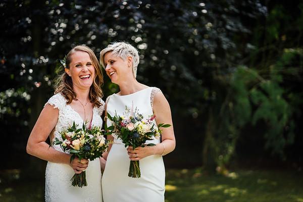 Jemma & Laura Wedding