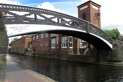 Birmingham City Centre Canals