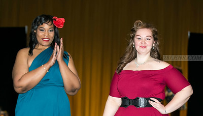 Honeysuckle Antlier - 2017 - District Of Curves: DC Full Figured Fashion Showcase