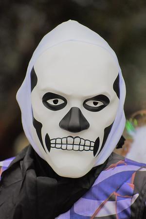 Lower School Halloween Parade