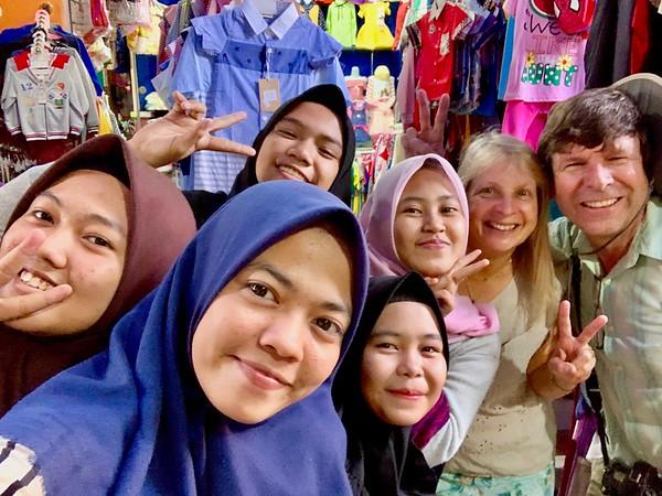 People of Borneo