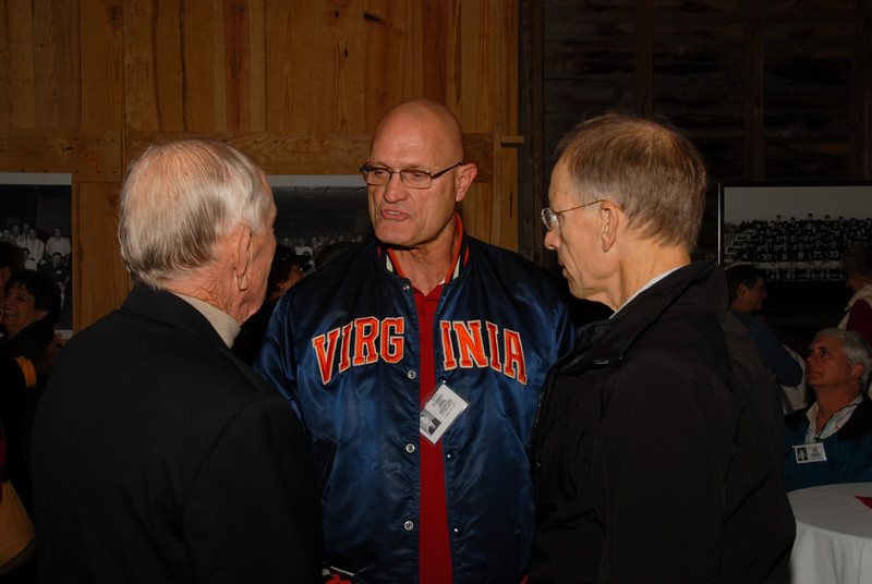Coach Harrison, John Roberts (69), Paul Hammond