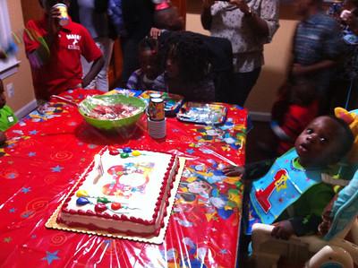 Kwabena Aquaah's 1st Birthday