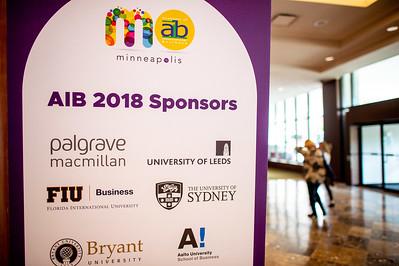 AIB 2018 Minneapolis
