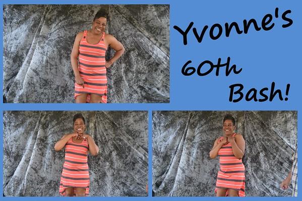 Yvonne's 60th Bash!
