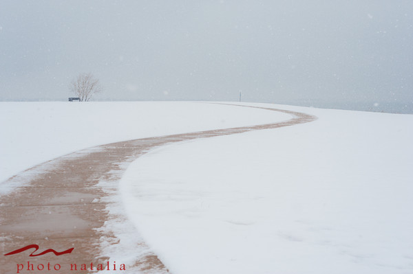 Lake Hefner Winter 2013