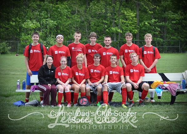 CDC HS Coed Soccer 5/12/13
