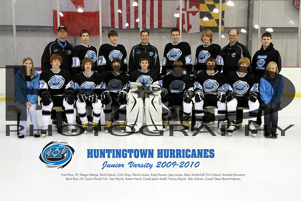 Huntingtown JV Team Photos 2009-2010