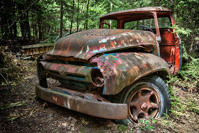 Automobile Graveyard