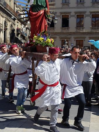 Caltagirone - Ragusa, 27.3.2016
