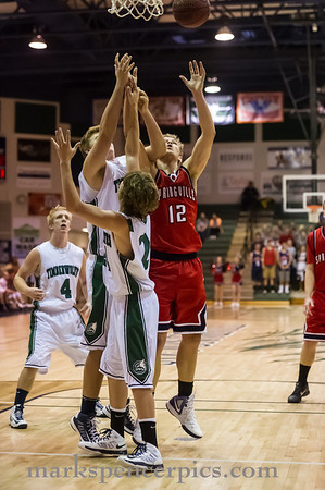 Basketball SHS vs Timpanogos 1-8-2013