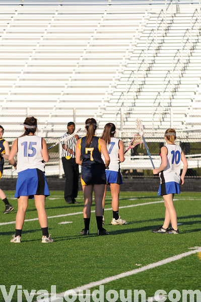 Girls Varsity Lacrosse- THS vs LCHS May 5 2011- By Chris Anderson