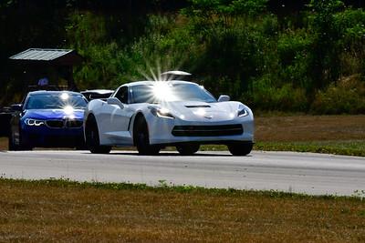 2020 SCCA July TNiA Pitt Race Interm White Vette