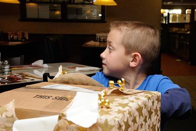 2012 - Josh's Birthday