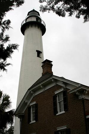 St. Simon's, GA -- The Lighthouse
