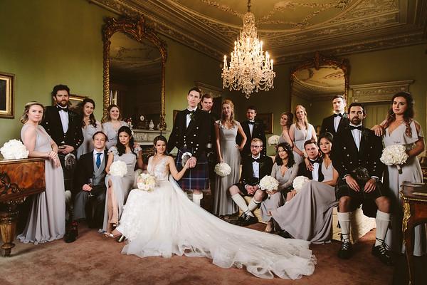 Kim & Karl wedding