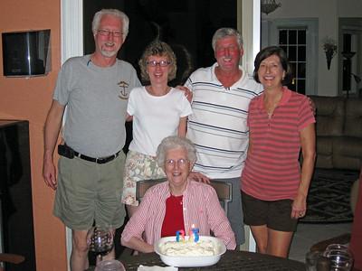 Great-Grandma Ann's 85'th Birthday
