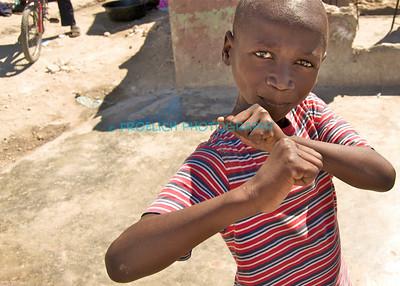 "Port-Au-Prince's ""Throwaway"" Children"