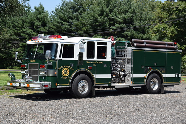 Upper Makefield Fire Company