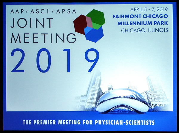 AAP / ASCI / APSA Joint Meeting