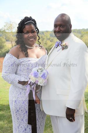 Crystal & Brett Wedding
