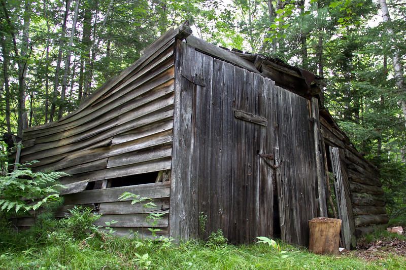 Wood Shed | Since removed