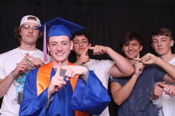 Colton's Grad Party