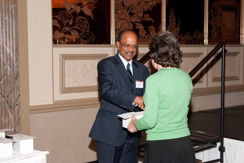 3 years of service -- SP Systems, Inc Fourth Annual Business Meeting & Luncheon, Greenbelt, MD