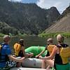 Amy Spaeth Rafting adventure