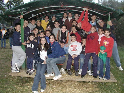 Youth Ministry - Family Hayride - October 12, 2002